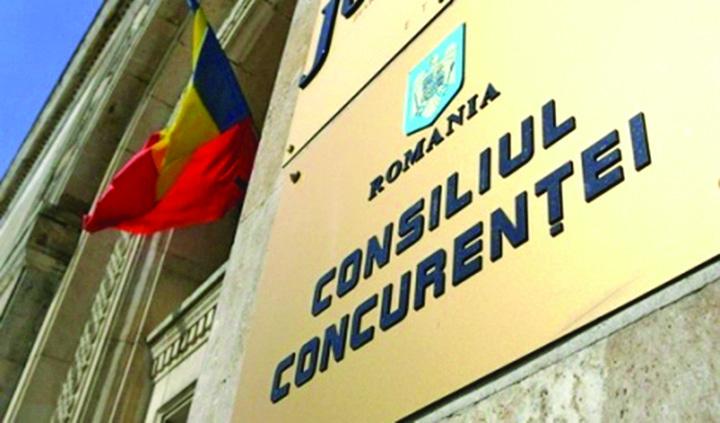 cc Consiliul Concurentei da navala in banci