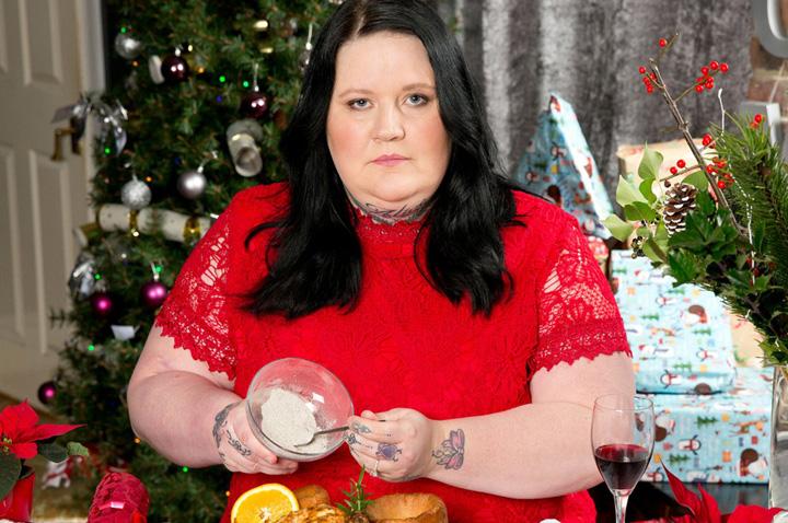 cenusa De Crăciun, va mânca cenușa mamei