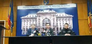 conf 350x170 Politist ranit in misiune. Ministrul de Interne si seful Politiei Romane merg la Iasi