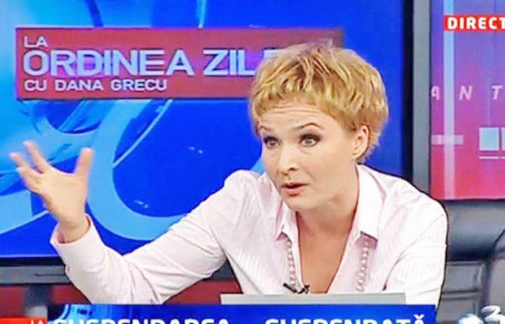 dana grecu 465x390 Dana Grecu a ajuns ucenica lui Condurateanu