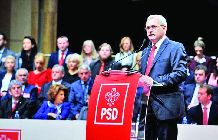 dragnea psd PSD peste tot. Din cauza PSD