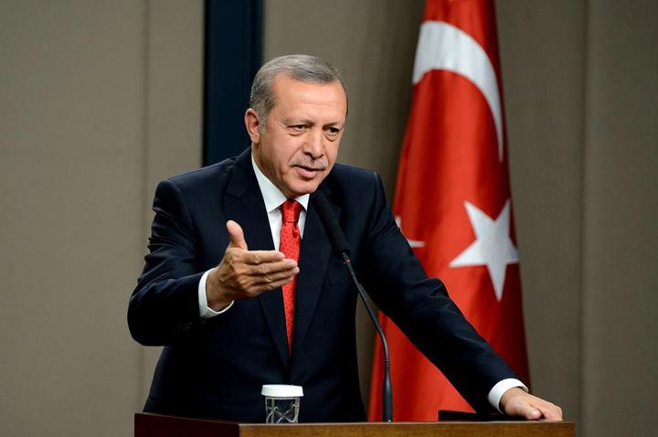 erdogan Erdogan: Israel, stat de ocupatie, stat terorist