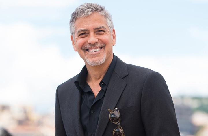 g clooney George Clooney le a dat  prietenilor cate 1 milion de dolari