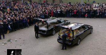 gar2 350x182 Funeraliile Regelui Mihai. UPDATE   Trenul Regal a ajuns la Curtea de Arges