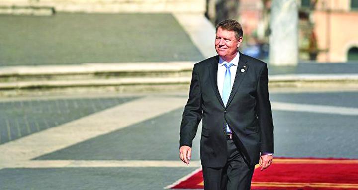 iohannis2 Iohannis vrea al doilea mandat cu forta