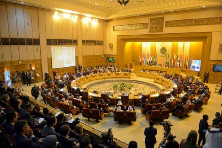 liga araba SUA si au pus in cap Liga Araba