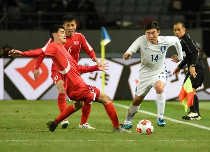 meci Meci de infarct intre cele doua Corei