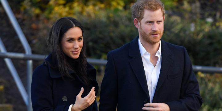 megan si boul Meghan, Craciun cu regina Elisabeta