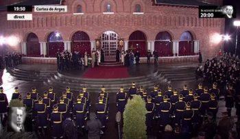 onor 350x203 Regele Mihai, inhumat la Curtea de Arges