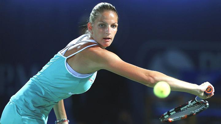 pliskova Karolina Pliskova, jucatoarea cu 452 de asi in circuitul WTA