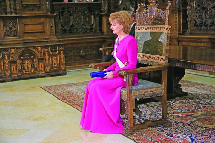 principesa margareta Doamna Duda, regina fara regat