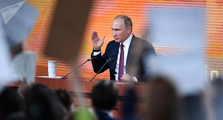 putin 3 Vladimir Putin va candida ca independent