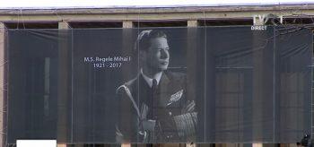 rege main 350x164 Funeraliile Regelui Mihai. UPDATE   Trenul Regal a ajuns la Curtea de Arges