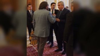replici 350x196 Schimb de replici Tariceanu  Gotiu, pe holurile Parlamentului
