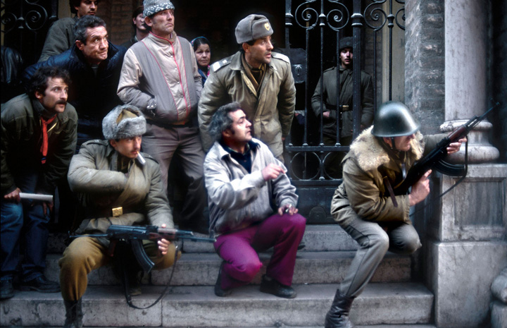 revolutie 2 Decembrie 89: revolutia trucata