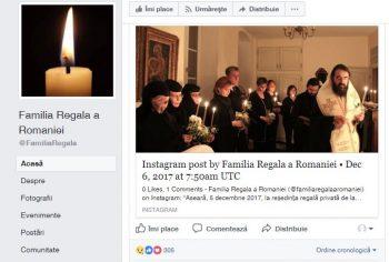 ruga 350x236 Rugaciune pentru Regele Mihai, la resedinta privata din Elvetia
