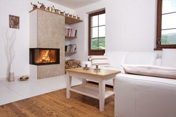 semineu decorativ 350x233 Șemineul – sursa ta de căldură pentru iernile geroase! Află acum de unde să ți cumperi un șemineu perfect!