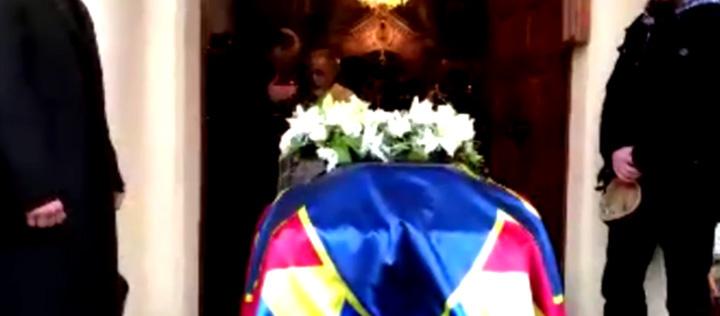 sicriu regele mihai biserica lausanne Casa Regala, fara Regina!