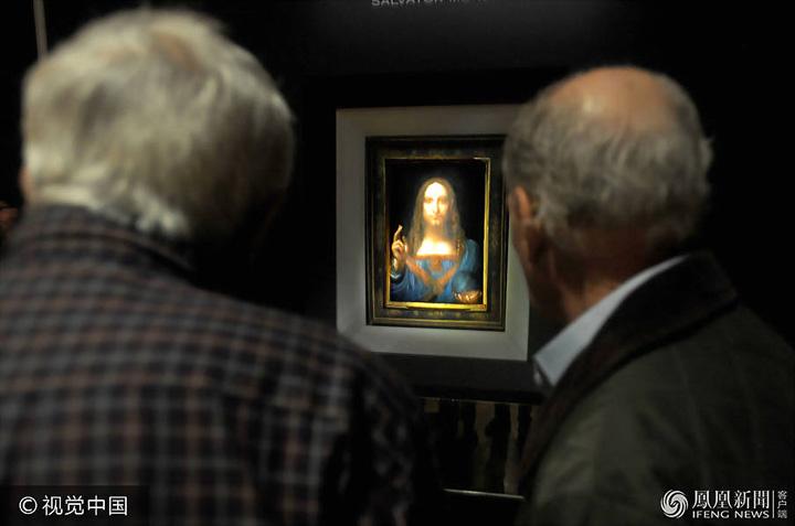 tablou 1 Cel mai scump tablou din lume a fost cumparat de un print saudit