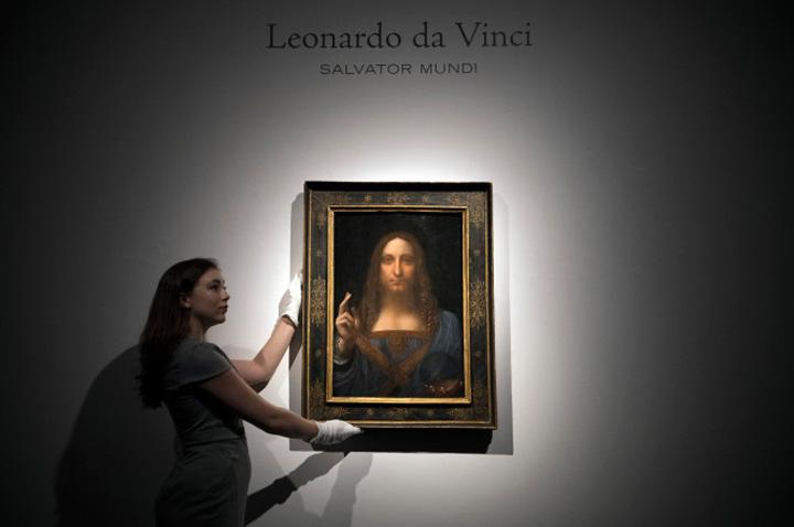 tablou 3 Cel mai scump tablou din lume a fost cumparat de un print saudit
