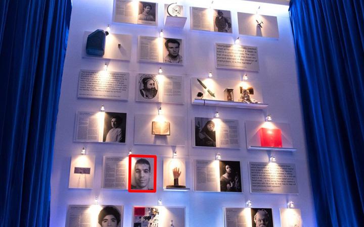 terorism Teroristii, la un Muzeu al Martirilor din Berlin