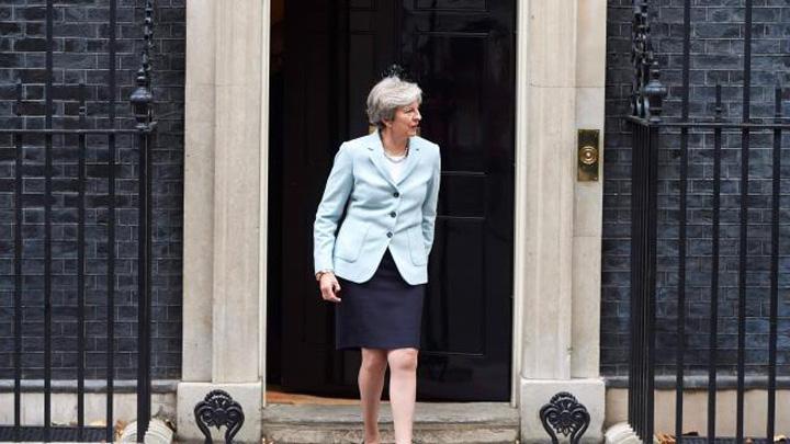 theresa may Theresa May, tinta unui asasinat jihadist