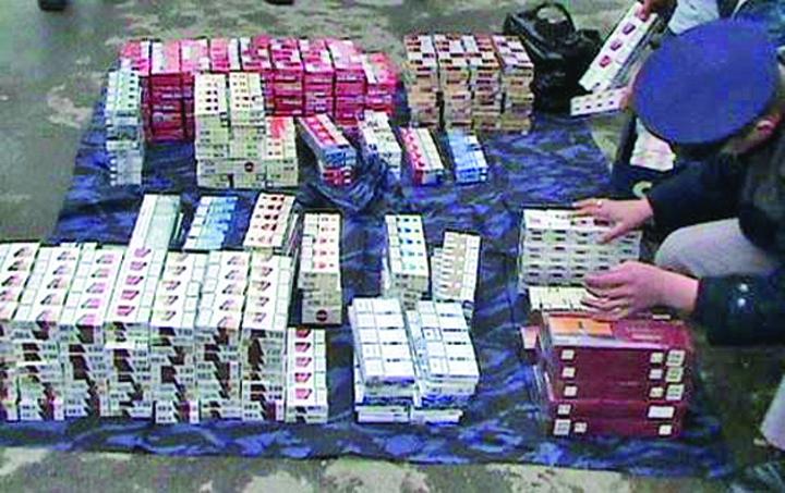 tigari contrabanda Miscare in forta la Politia Economica!