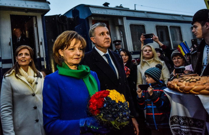 tren regal principesa margareta si radu duda 24 Copy Casa Regala, invizibila de Ziua Nationala