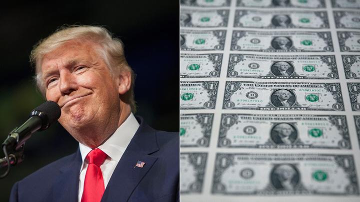 trump 3 Bogatii, cadorisiti de Craciun de fiscul lui Trump