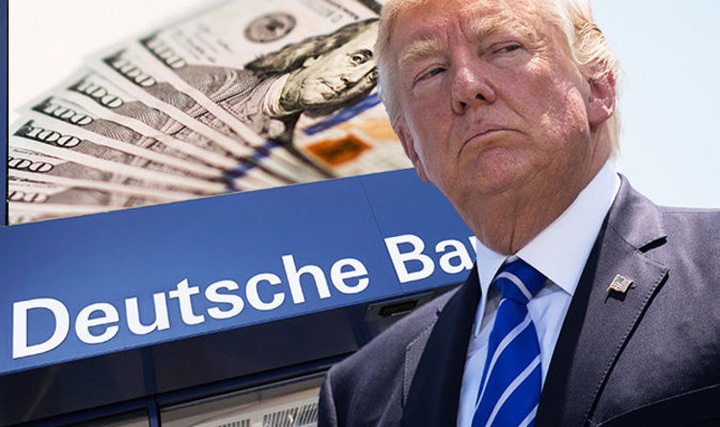 trump Deutsche Bank si clanul Trump, legaturi bolnavicioase