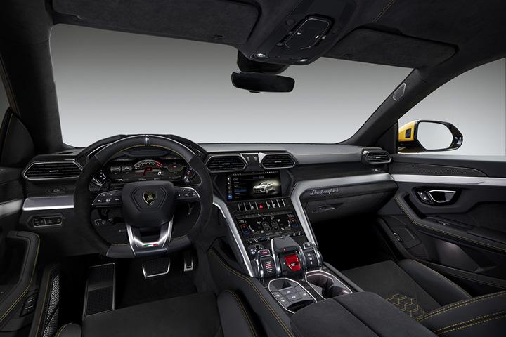 urus 3 Urus, primul SUV Lamborghini