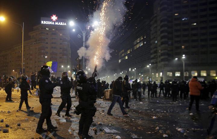 """violenta """"Coruptia ucide"""", comanda de la Moscova!"""