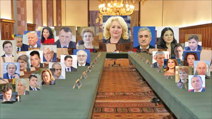 05 guvern dancila 20180129083959 1 Ceausestii, votati in Parlament