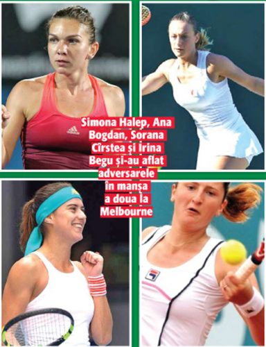 14 15 384x500 Patru romance in turul secund la Australian Open