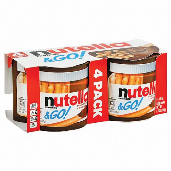 Nutela Nutella i a innebunit pe francezi