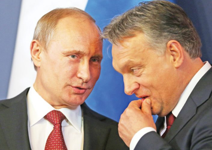 Orban si Putin 705x500 Cum cuceresc rusii Ardealul
