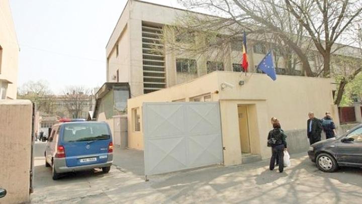 """arest Sef de Serviciu, bagat la """"Beciul Domnesc""""!"""
