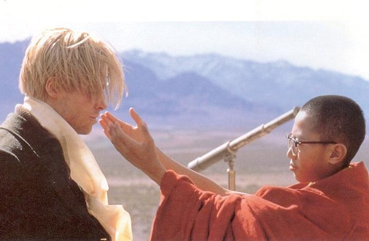 asia Iohannis, sapte ani in Tibet!