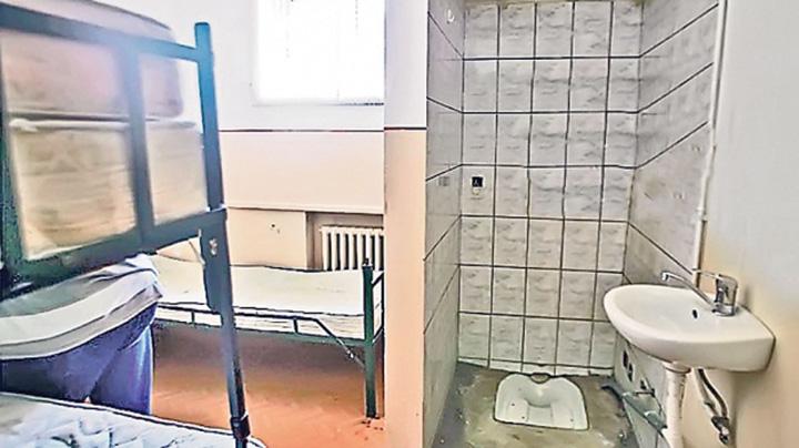"""camera Sef de Serviciu, bagat la """"Beciul Domnesc""""!"""