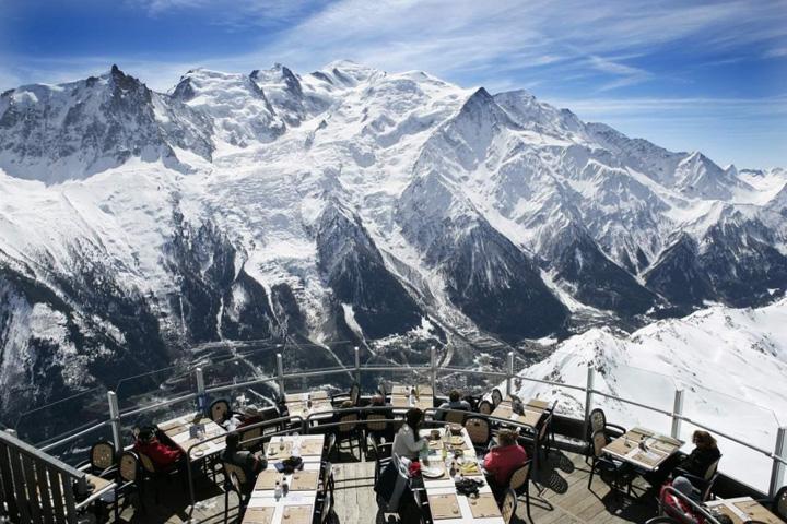 chamonix 2 Vacantele in Chamonix, perla Alpilor Francezi, compromise total