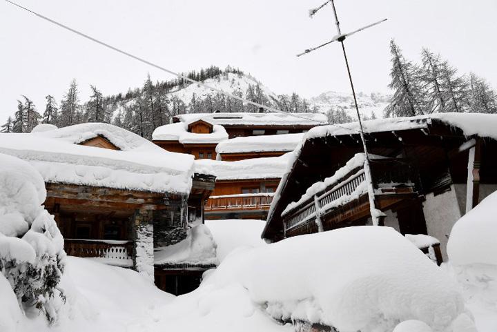 chamonix zapada Vacantele in Chamonix, perla Alpilor Francezi, compromise total