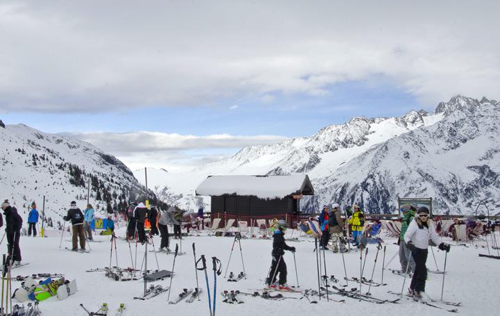 chamonix9 Vacantele in Chamonix, perla Alpilor Francezi, compromise total