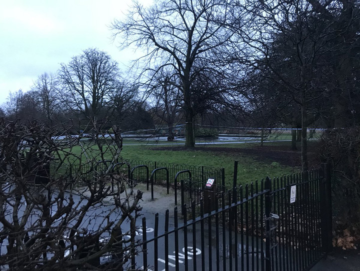 crima regent park Oroare in Londra, cadavru descoperit plutind in Regent's Park