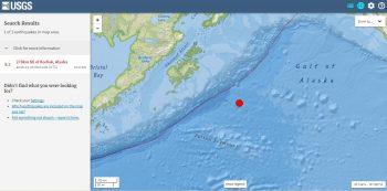 cutr 350x173 UPDATE Cutremur de7.9 grade pe Richter in Alaska. E alerta de tsunami!