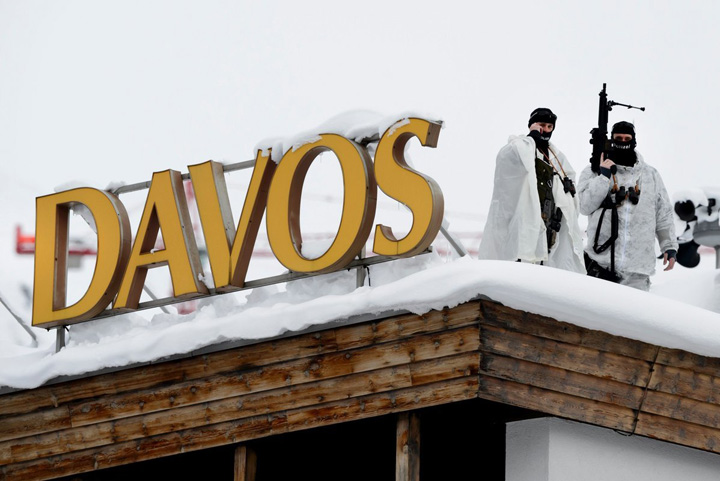 davos 1 Peste 9 milioane de dolari pentru paza Forumului Economic de la Davos