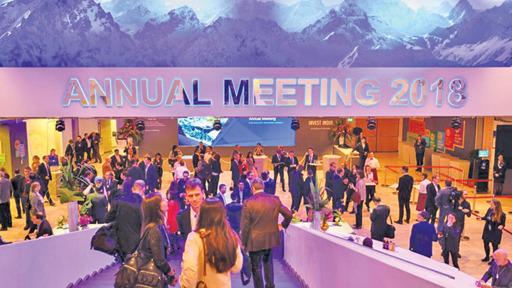davos wef 4212258 Davos: Vine criza mondiala!
