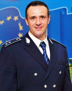 decan politie big 239x300 Rector nou la Academia de Politie Alexandru Ioan Cuza