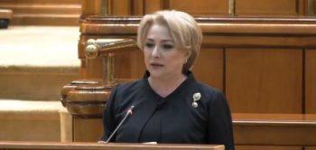 desemnata 350x166 Dancila in Parlament: vom renunta la Formularul 600