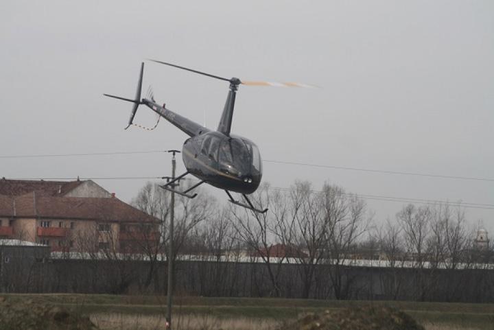 elicopter 1 Fite de primar: cu elicopterul la crasma