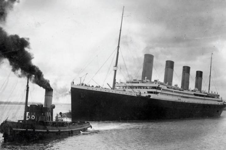 epava medalion 130.000 de dolari si vezi Titanicul
